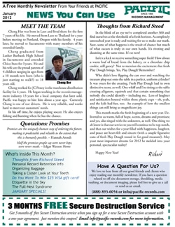 Pacific Newsletter