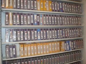 Archival Storage Rack